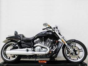 Harley Davidson V Rod Muscle Vrscf 2014 Preta