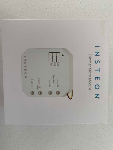 Módulo Insteon Dimmer Micro Module
