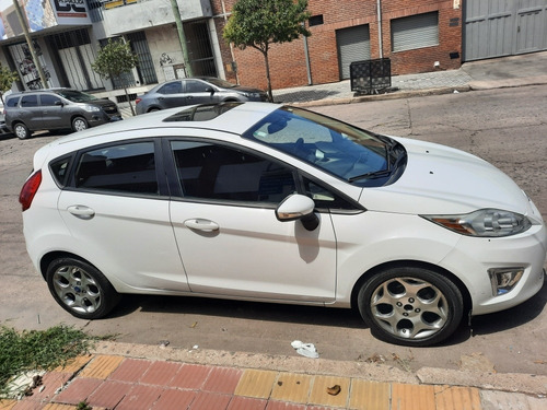 Ford Fiesta 1.6 Kinetic