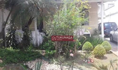 Casa À Venda, 221 M² Por R$ 960.000,00 - Jardim São Judas Tadeu - Guarulhos/sp - Ca0508