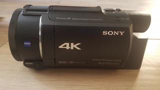 Sony Handycam 4k Ax53 Con Sensor Cmos Exmor R