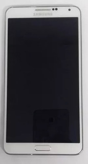 Samsung Galaxy Note 3 N9005 Branco Com Defeito Sem Garantia