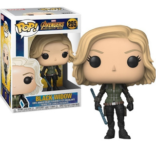 Funko Pop - Black Widow - Avengers Infinity War Originales
