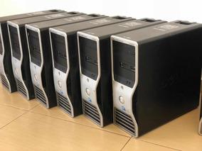 Workstation Dell Precision T3500 Six Core 24gb Quadro 4000
