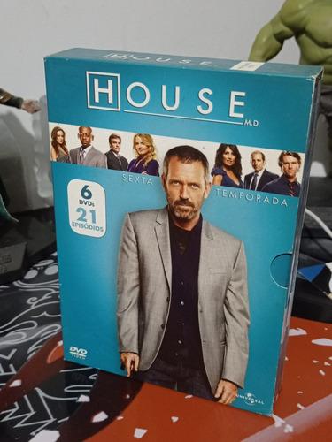 Imagem 1 de 3 de Box House 6° Temporada