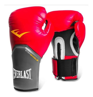 Guantes Boxeo Everlast Pro Style Kick Boxing Muay Thai