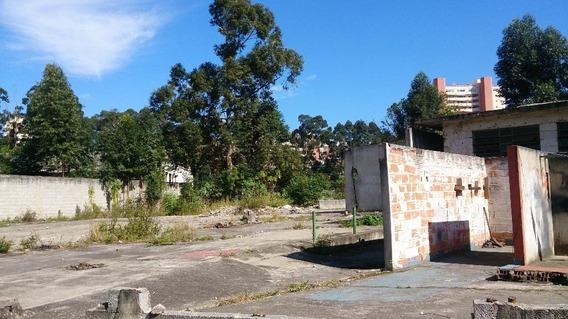 Terreno Comercial Para Locação, Utinga, Santo André. - Te0013