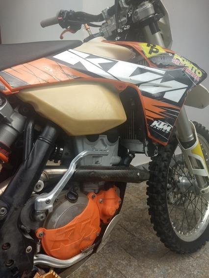 Ktm Xcf-w 350