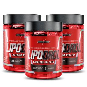 3x Lipo-drol 60 Caps Integralmedica