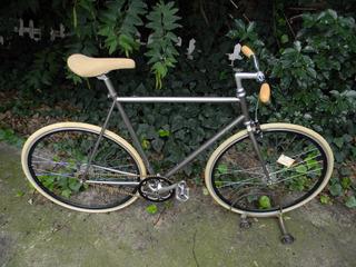 Bicicleta Fixie Single Speed Rod 28 Acero Diseño