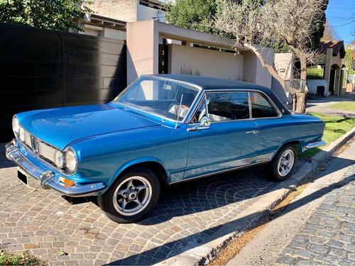 Imagen 1 de 7 de Ika Torino Coupe Ts 1972