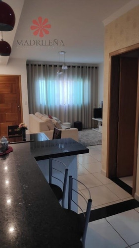 Imagem 1 de 15 de Casa Sobrado Condomínio Em Vila Londrina  -  São Paulo - 1302