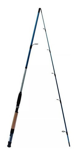 Caña De Pescar Shimano Fishing Para Pesca 2 Tramos Mvd Sport