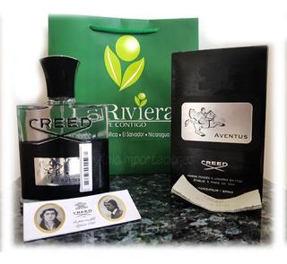 Creed Aventus 120 Ml Original La Rivier - L a $1211