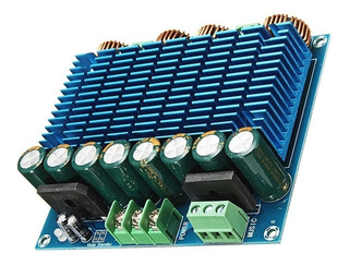Modulo Amplificador Audio Estereo 2 X 420w Rms Tda8954th
