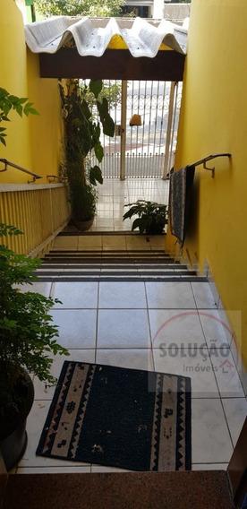Casa A Venda No Bairro Santa Paula Em São Caetano Do Sul - - 695-1