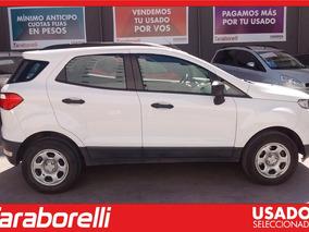 Ford Ecosport Se 1.6l Mt N Taraborelli Palermo Con Anticipo