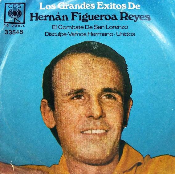 Hernán Figueroa Reyes Grandes Éxitos Disco - Simple Fol@