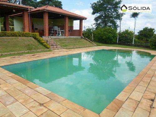 Excelente Casa A Venda No Condominio Horizonte Azul I Em Itupeva Sp. - Ca0503