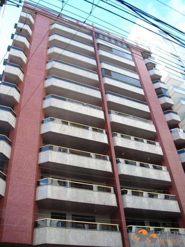 Apartamento Em Centro, Guarapari/es De 80m² 3 Quartos À Venda Por R$ 450.000,00 - Ap861310