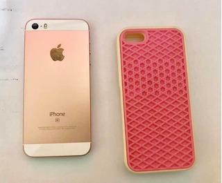 Celular iPhone 5se Desbloqueado Original 64gb Usado Em Exce