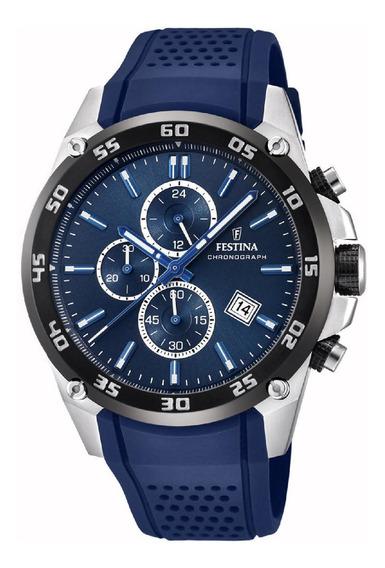 Reloj F20330/2 Azul Festina Hombre The Originals