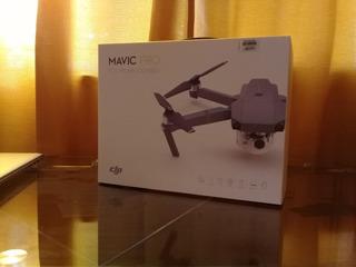 Mavic Pro Fly More Combo Cámara 4k Bolso+3 Baterías $90000
