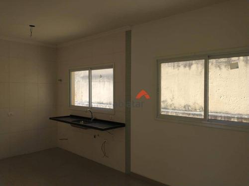 Imagem 1 de 17 de Sobrado Com 3 Dormitórios À Venda, 128 M² Por R$ 420.000,00 - Jardim Oliveiras - Taboão Da Serra/sp - So0320