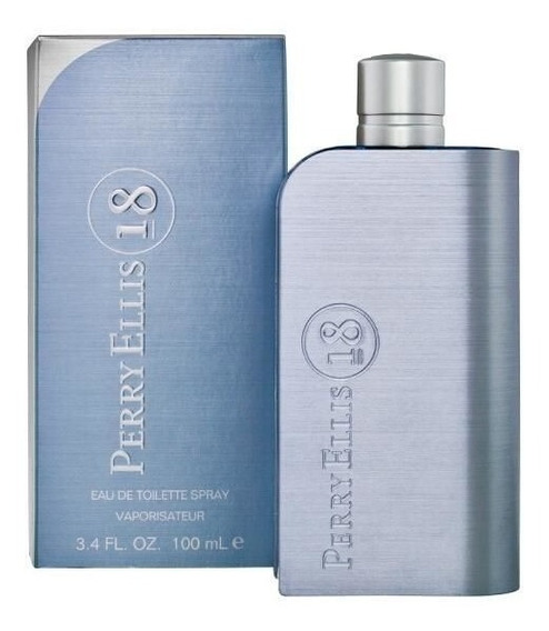 Perfume Perry Ellis 18 Para Hombre De Perry Ellis Edt 100ml
