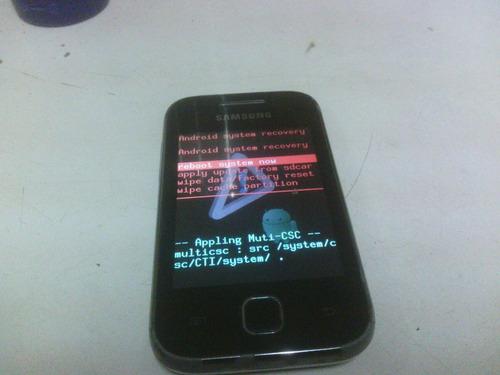 Imagen 1 de 1 de Samsung 5360.. Prende Y Queda Asi...