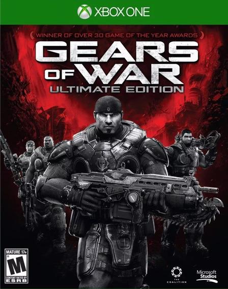 Gears Of War Ultimate Edition| Xbox One| Digital| Offline