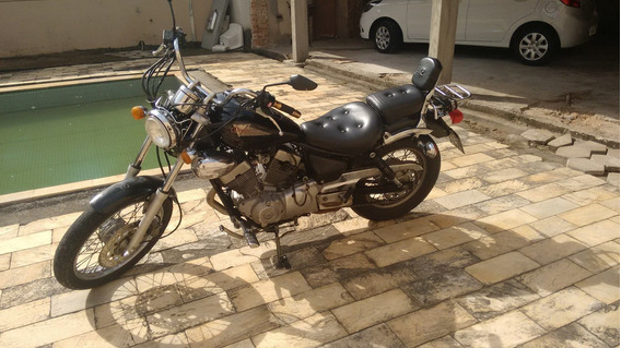 Yamaha Virago 250cc R$ 7800,00