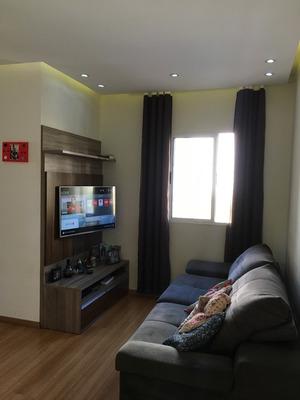 Apartamento 2 Dormitórios - Residencial Vida Plena Cotia