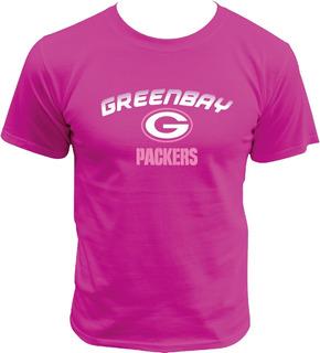 Playera De Nfl Green Bay Packers
