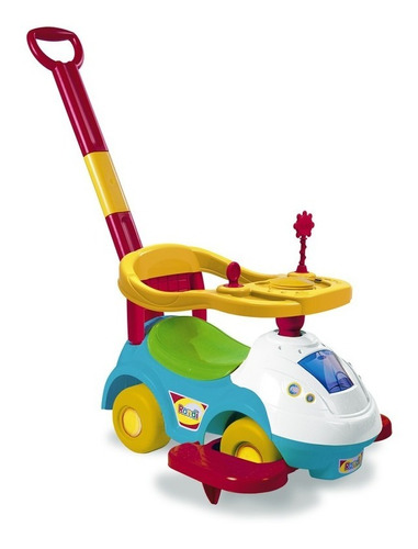 Pata Pata 2 En 1 Maxi Top - Juguete Para Bebé - Rondi