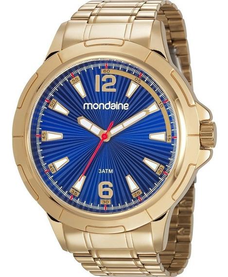 Relógio Mondaine Masculino 99347gpmvds2