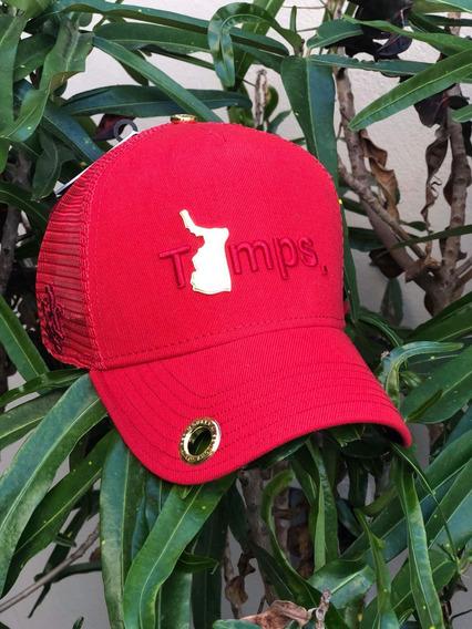 Gorras Red Monkey Tamaulipas Oro 18k Nuevas