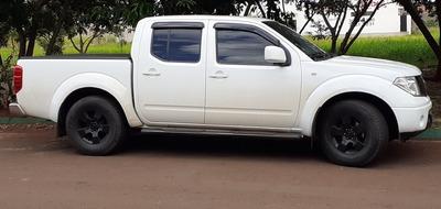 Nissan Frontier 2.5 Se Cab. Dupla 4x2 4p 2009
