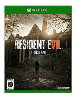 Resident Evil 7 Xbox One Nuevo Sellado Envio Gratis