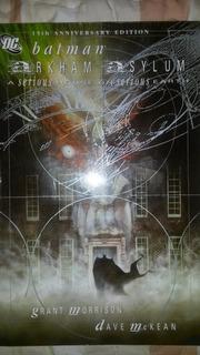 Batman Arkham Asylum - Original Dc Importado
