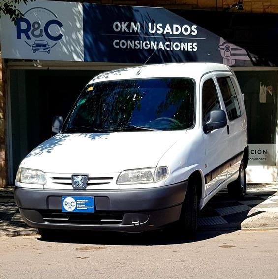 Peugeot Partner Diesel 1.9l `07 - Muy Buen Estado!!
