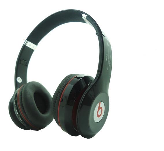 Fone Headphone Bluetooth Micro Sd Fm S460s + Cabo P2