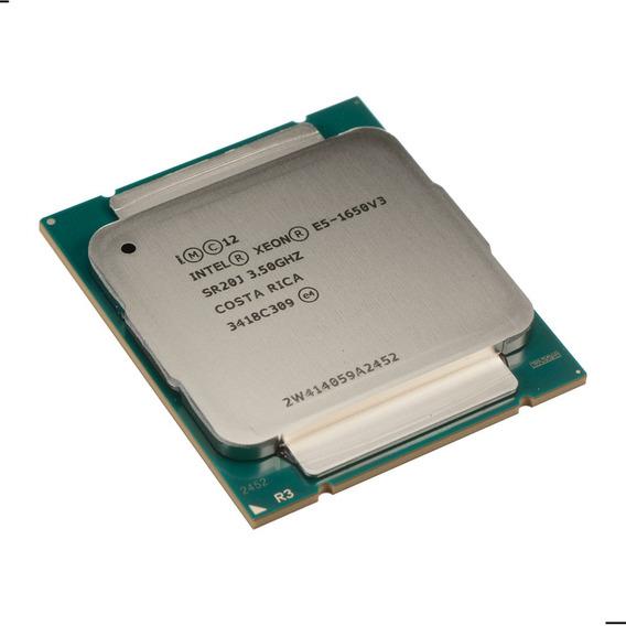 Procesador Intel Xeon E5 1650 V3 6 Nucleos Lga 2011-3 Server