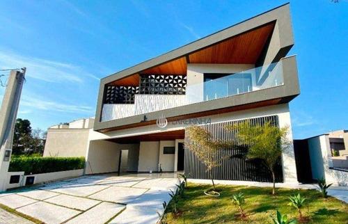Imagem 1 de 30 de Casa À Venda, 400 M² Por R$ 3.200.000,00 - Condomínio Residencial Montserrat - São José Dos Campos/sp - Ca1820