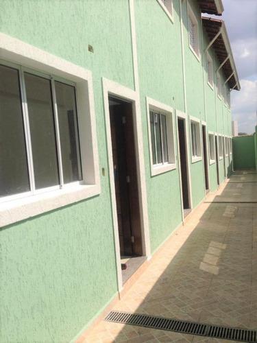 Imagem 1 de 15 de Sobrado Em Condomínio Na Penha Com 2 Dorms, 1 Vaga, 61m² - So0439
