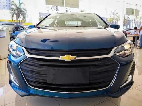 Chevrolet Onix Plus 1.0 Premier At My 2020 Financiado La P01