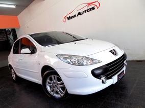 Peugeot 307 Xs 2012 ( Blanco ) Inmaculado - Permuto - Fncio.
