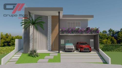 Imagem 1 de 3 de Sobrado Com 3 Suítes À Venda Por R$ 1.700.000 - Residencial Santa Izabel - Taubaté/sp - So0119