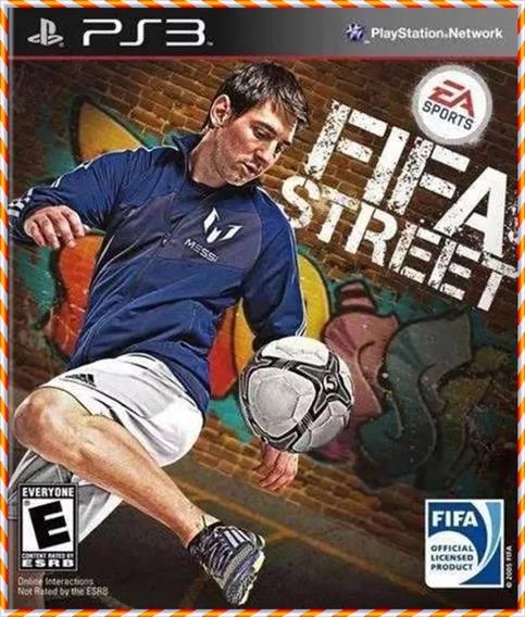 Fifa Street Ea Sports Ps3