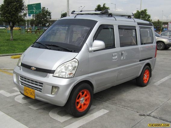 Chevrolet N300 N3007 Pasajeros